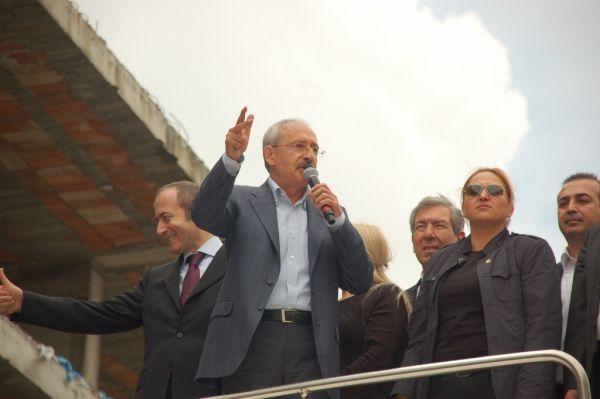 Kılıçdaroğlu İstanbul da 16