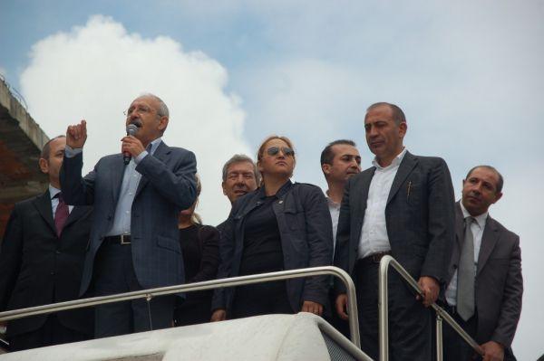 Kılıçdaroğlu İstanbul da 19