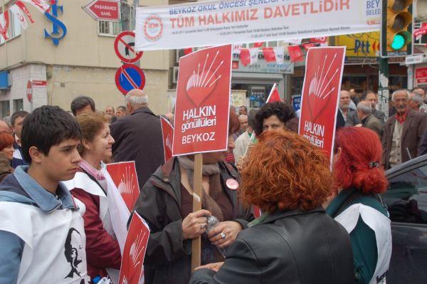 Kılıçdaroğlu İstanbul da 2
