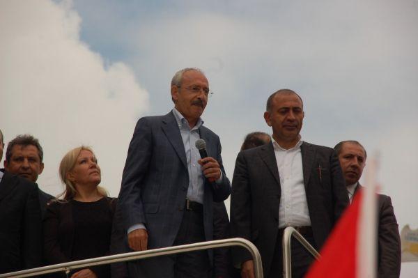 Kılıçdaroğlu İstanbul da 20
