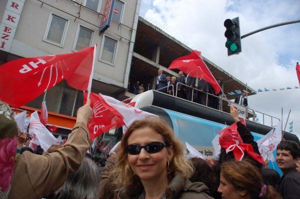 Kılıçdaroğlu İstanbul da 21
