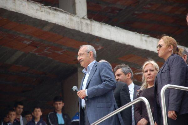Kılıçdaroğlu İstanbul da 23
