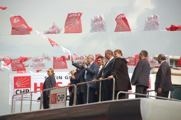 Kılıçdaroğlu İstanbul da 28