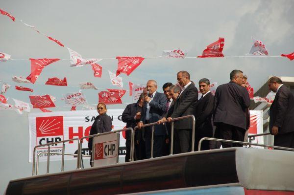 Kılıçdaroğlu İstanbul da 29