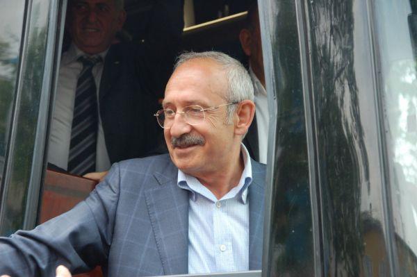 Kılıçdaroğlu İstanbul da 4
