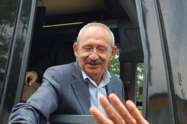 Kılıçdaroğlu İstanbul da 5