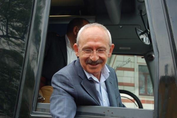 Kılıçdaroğlu İstanbul da 8