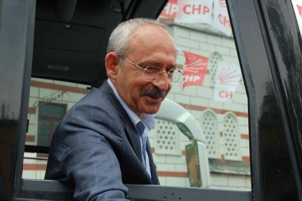 Kılıçdaroğlu İstanbul da 9