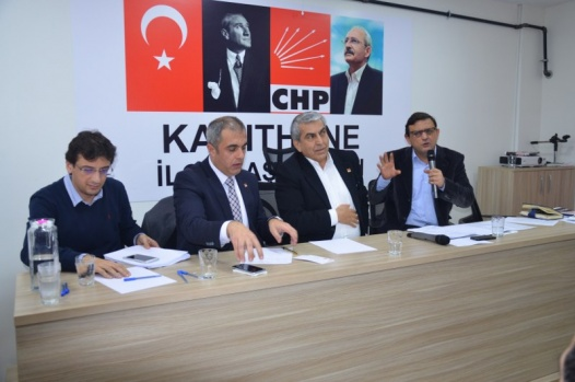 CHP Kağıthane Örgüt Toplantısı Ocak 2017 1
