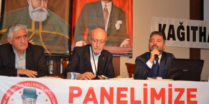 Hacı Bektaş Veli Eğitim ve Kültür Derneği'nin Deprem paneli