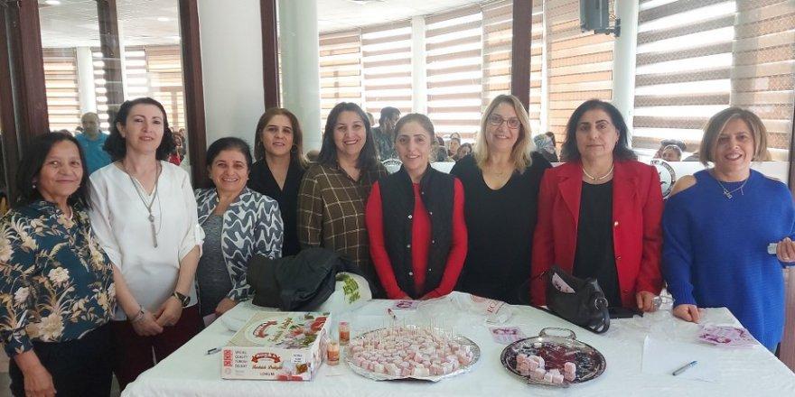 Nurtepe Cemevi'nin düzenlediği 8 Mart kadınlar günü etkinliği