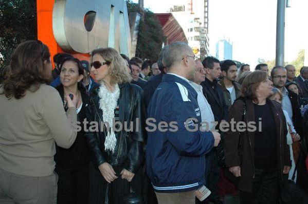 CHP atv Protestosu 1