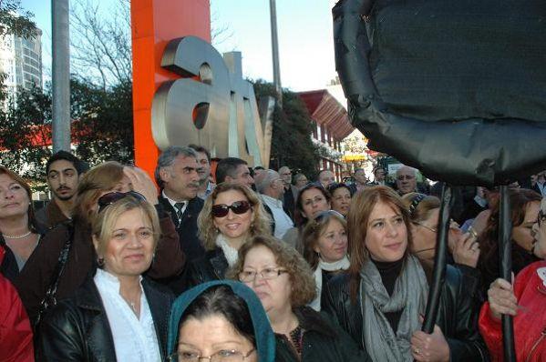 CHP atv Protestosu 3