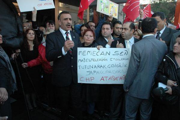 CHP atv Protestosu 6