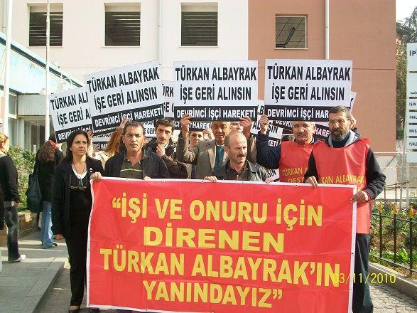 Türkan Albayrak Direnişi 3