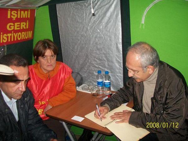 Türkan Albayrak Direnişi 5