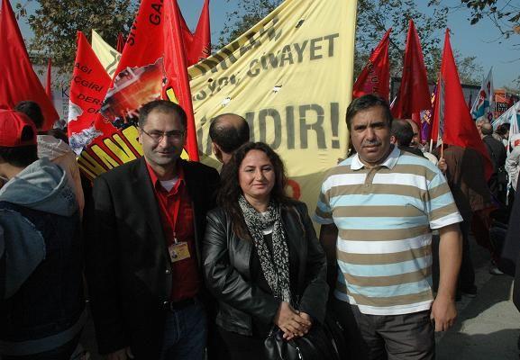 Aleviler Kadıköy'de Yürüdü 1