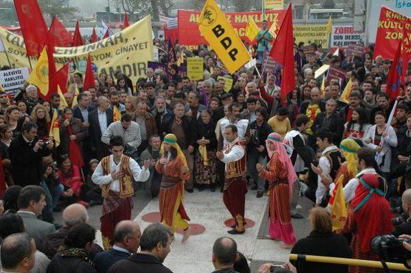 Aleviler Kadıköy'de Yürüdü 5