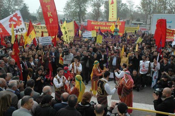 Aleviler Kadıköy'de Yürüdü 6