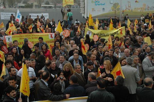 Aleviler Kadıköy'de Yürüdü 8