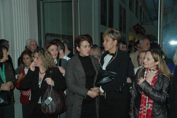 CHP İstanbul Kadın kolları çalışması 6
