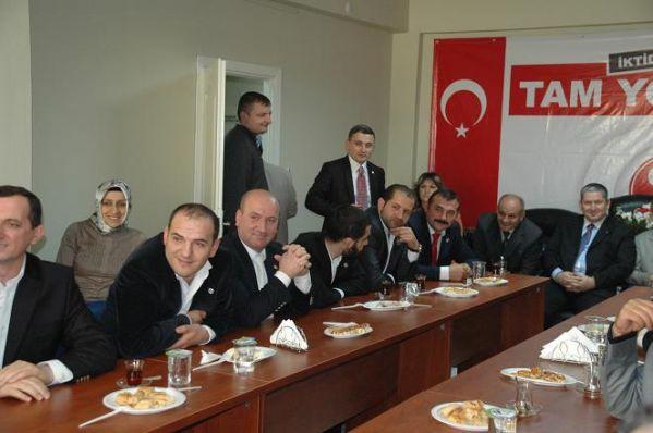 MHP Kurban Bayramı Bayramlaşması 11