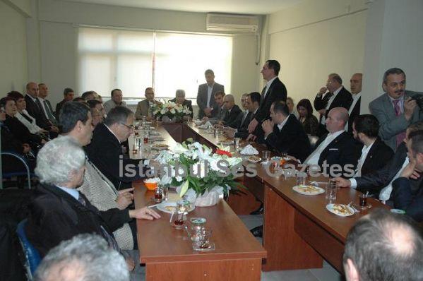 MHP Kurban Bayramı Bayramlaşması 9