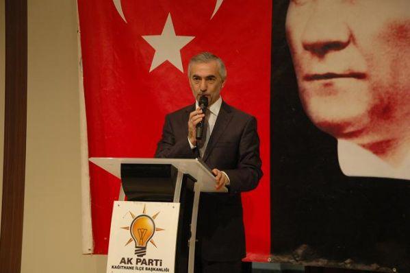 AK  Parti kurban bayramı bayramlaşması 7