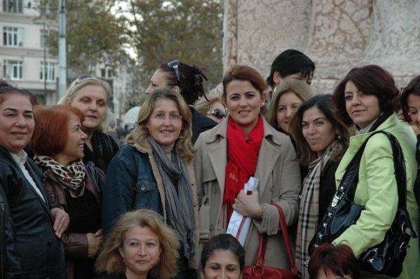 CHP Kadına Şiddet 5