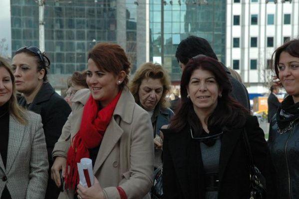 CHP Kadına Şiddet 9