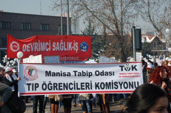 Ankara Saglik protestosu 23