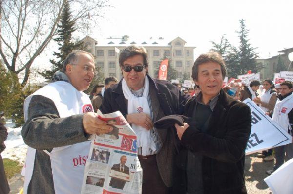 Ankara Saglik protestosu 3