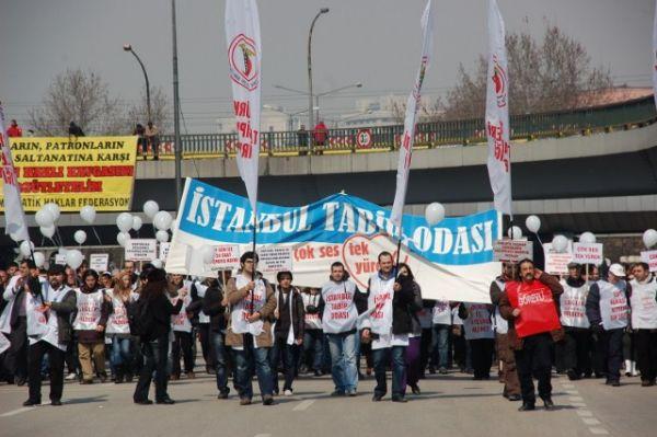 Ankara Saglik protestosu 4
