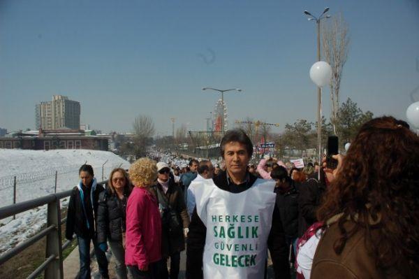 Ankara Saglik protestosu 5