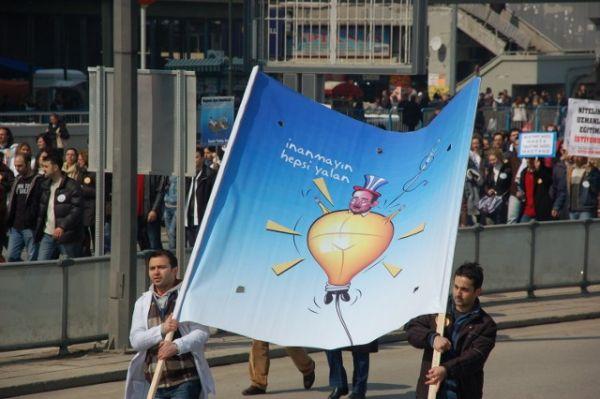 Ankara Saglik protestosu 7