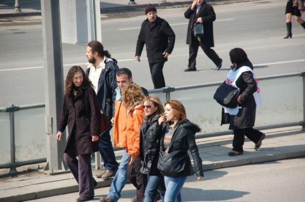 Ankara Saglik protestosu 8