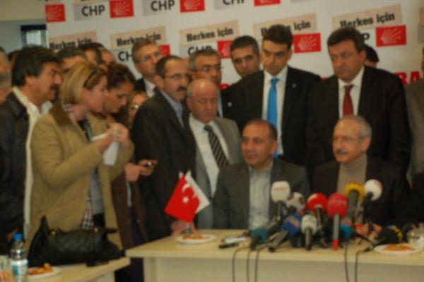 CHP 2 Bölge Seçim Koordinasyon Merkezi açılışı 69