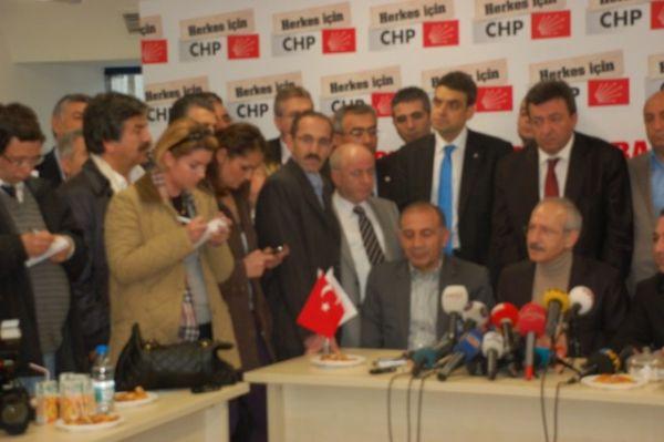 CHP 2 Bölge Seçim Koordinasyon Merkezi açılışı 72