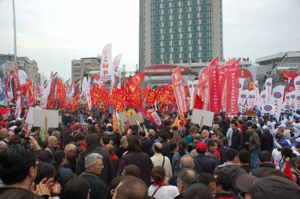 1 Mayıs 2011 Taksim 1