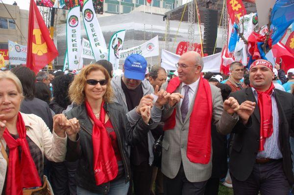 1 Mayıs 2011 Taksim 17