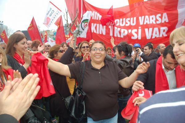 1 Mayıs 2011 Taksim 18
