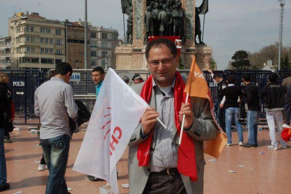 1 Mayıs 2011 Taksim 30