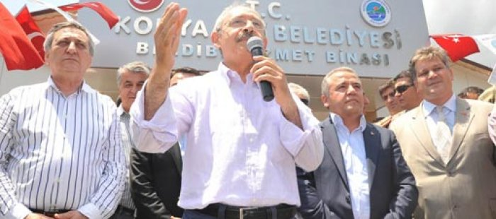 Kemal Kılıçdaroğlu Valiyi Topa Tuttu!