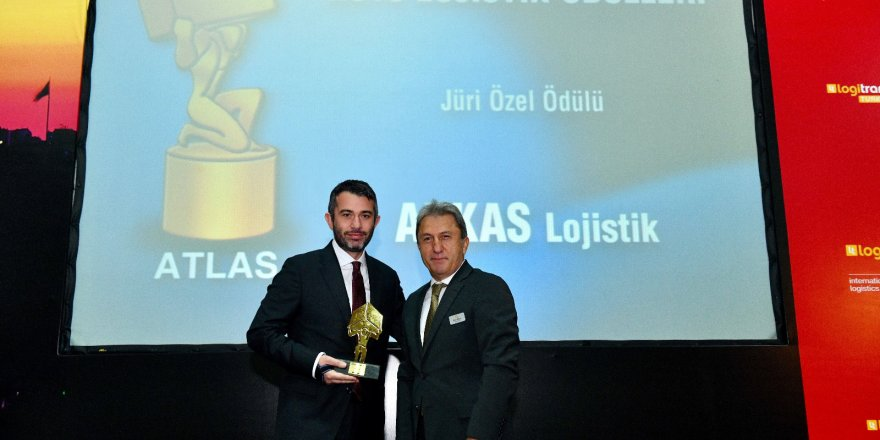 LOGİTRANS FUARI'NDA ARKAS LOJİSTİK'E İKİ KATEGORİDE ÖDÜL