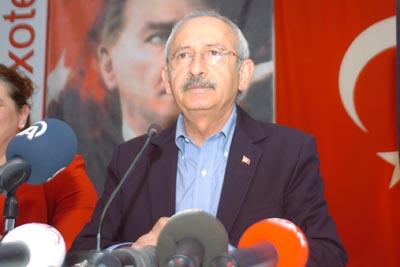 Kılıçdaroğlu: Türkiye iç savaşa sürüklenebilir