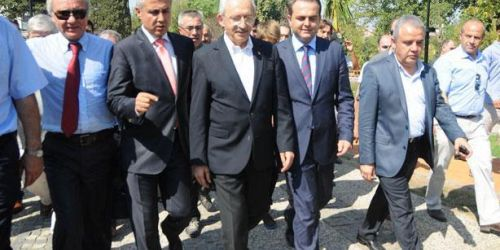 Kılıçdaroğlu'ndan AK Parti Kongresi'ne gönderme