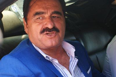 İbrahim Tatlıses, Erbil'de