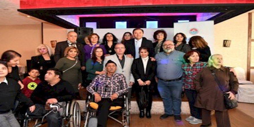 Engelli vatandaşlar onuruna kahvaltı