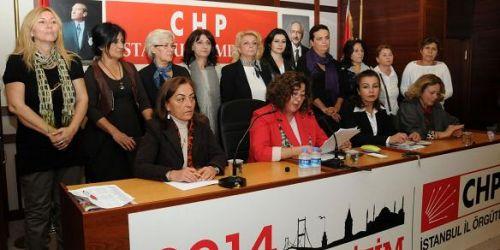 CHP'Lİ KADINLAR 'YEREL SEÇİM ÇALIŞMASINA START VERDİ