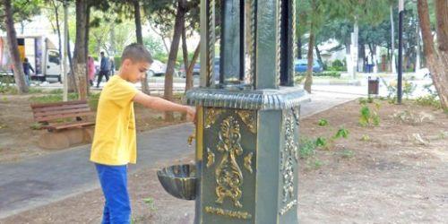 Osmanlı yadigârı çeşmeler hayat buluyor